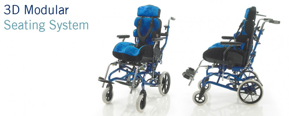 3d Modular Seating For Wheelchairs Specialised Orthotic