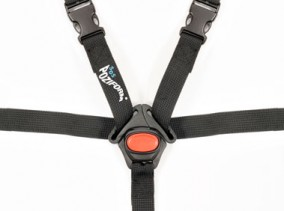 Poziform Poziflex 5 Point Chest Harness for wheelchairs | Upper Body Control | Specialised Orthotic Services | SOS