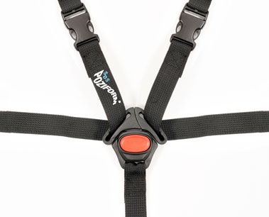 Poziform Poziflex 5 Point Chest Harness for wheelchairs   Upper Body Control   Specialised Orthotic Services   SOS