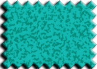 Turquoise Waterproof Velour swatch for Special seating covers