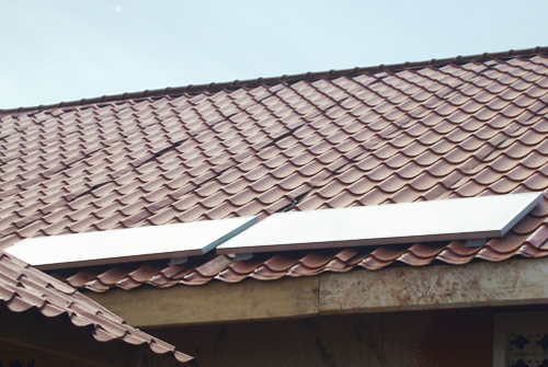 The Orphanage Solar Panel Installation was funded by Specialised Orthotic Services