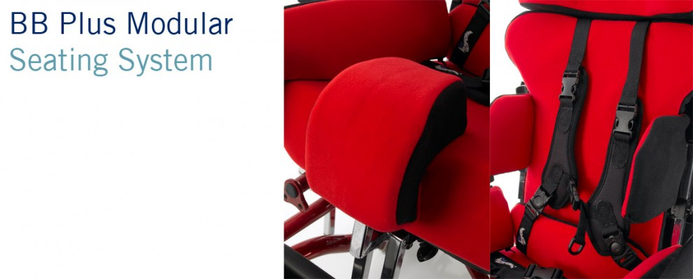 BB Plus Seating System | Custom Modular Wheelchair Seating | Specialist Seating | Specialised Orthotic Services | SOS