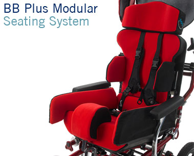BB Plus Seating System | Custom Modular Wheelchair Seating | Specialist Seating | Specialised Orthotic Services | SOS