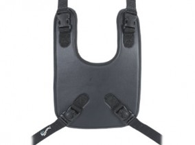 Poziform Bib Harness | Wheelchair harness straps with whipe clean bib | Upper Body Control | Specialised Orthotic Services | SOS