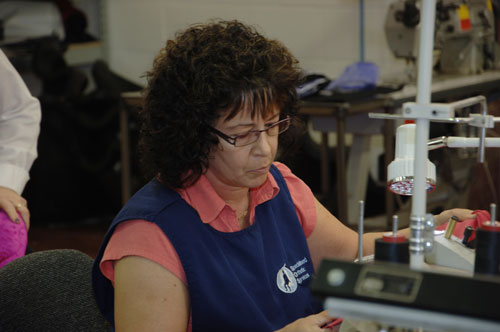British manufacturing at sos factory tour