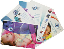Brochures, Manuals and Technical information on Specialised Orthotic Services Products