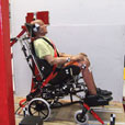 crash-testing at Specialised Orthotic Services SOS