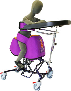 equipoise-special seating with mobile tilt in space