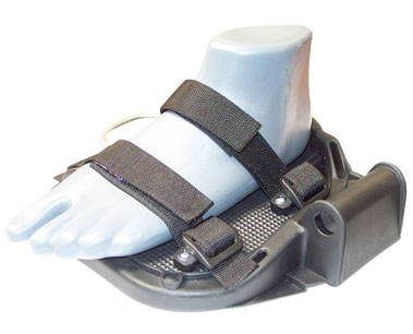 Poziform Foot Straps | Lower Limb Support | Specialised Orthotic Services | SOS