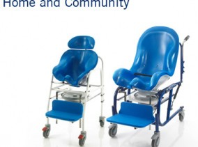 Home and Community   Indoor Wheelchairs   Special Toilet Seating   Toilet Chairs   Specialised Orthotic Services   SOS