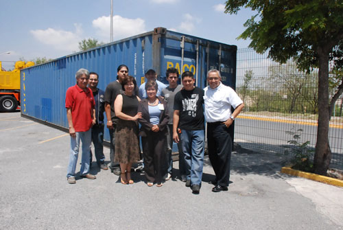 medict-staff-container-arrival1
