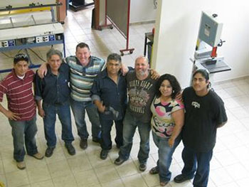 MEDiCT with Specialised orthotic Services Staff in Mexico