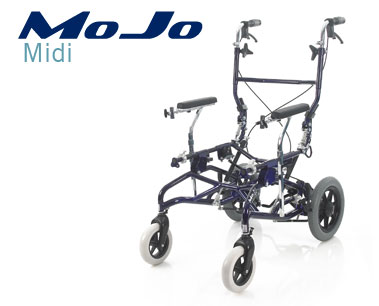 MoJo Midi Wheelbase | Specialist Wheelchairs | Specialised Orthotic Services | SOS