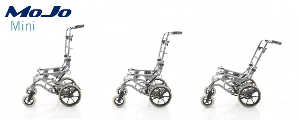 MoJo Mini Wheelbase Wheelchair for special seating. Suitable for small children | Specialist Wheelchairs | Specialised Orthotic Services | SOS