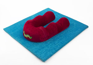 Nessie Activity Mat, Nessie Positioning Aid for Therapy.  Specialised Orthotic Services