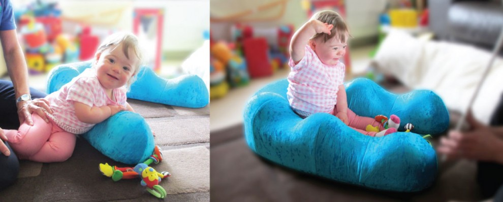 Nessie   Mouldable Positioning Aid for Babies and Children   Indoor   Specialist Wheelchairs   Specialised Orthotic Services   SOS
