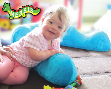Nessie | Mouldable Positioning Aid for Babies and Children | Indoor | Specialist Wheelchairs | Specialised Orthotic Services | SOS
