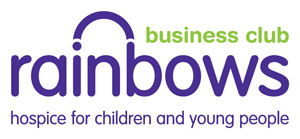 SOS are members of the rainbows hospice business club