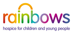 Rainbows Hospice Loughborough Logo