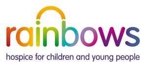 Rainbows Hospice Loughborough Logo