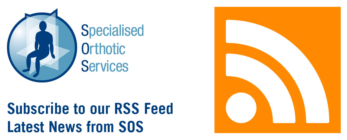 Subscribe to the Specialised Orthotic Services RSS Feed