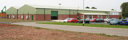 specialised orthotic services facility in tutbury, staffordshire 2013