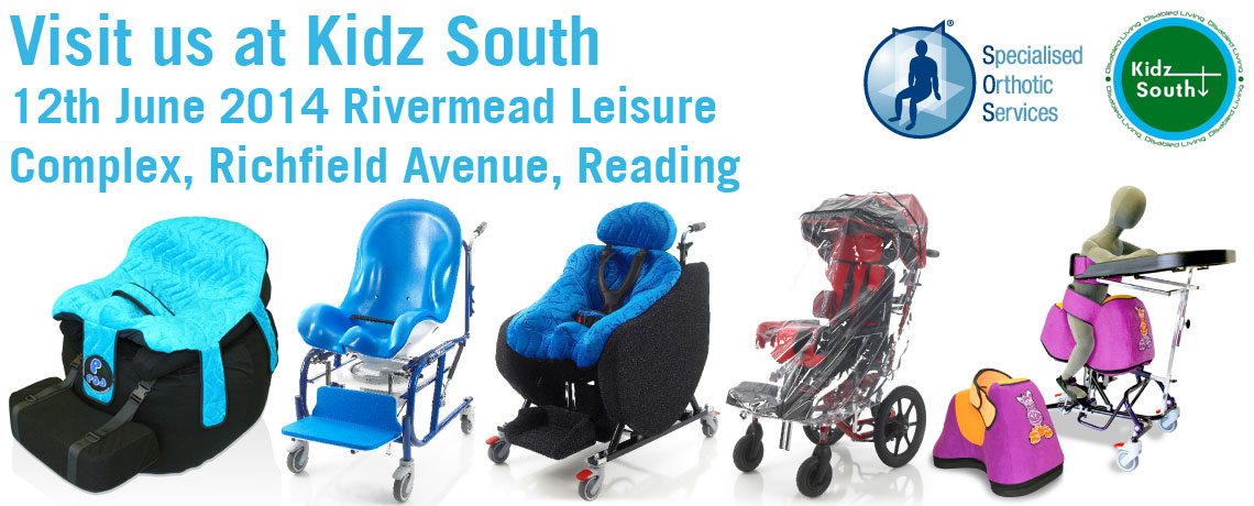 Kidz South Exhibitions 2014 - Specialised Orthotic Services