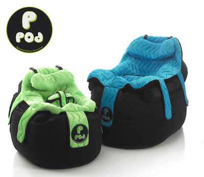 SOS P Pod Seating Systems