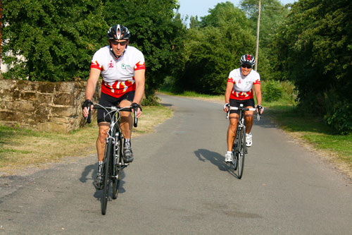 sos-sponsor-blazing-saddles-cycling for Action Medical Research for Children