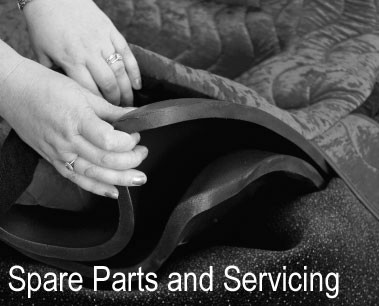 Spare Parts and Servicing at Specialised Orthotic Services SOS
