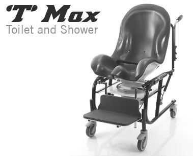 T Max Toilet and Shower Seat   Custom moulded toilet and shower seating   Bathroom mobility   Continence management for children and adults   Specialised Orthotic Services   SOS