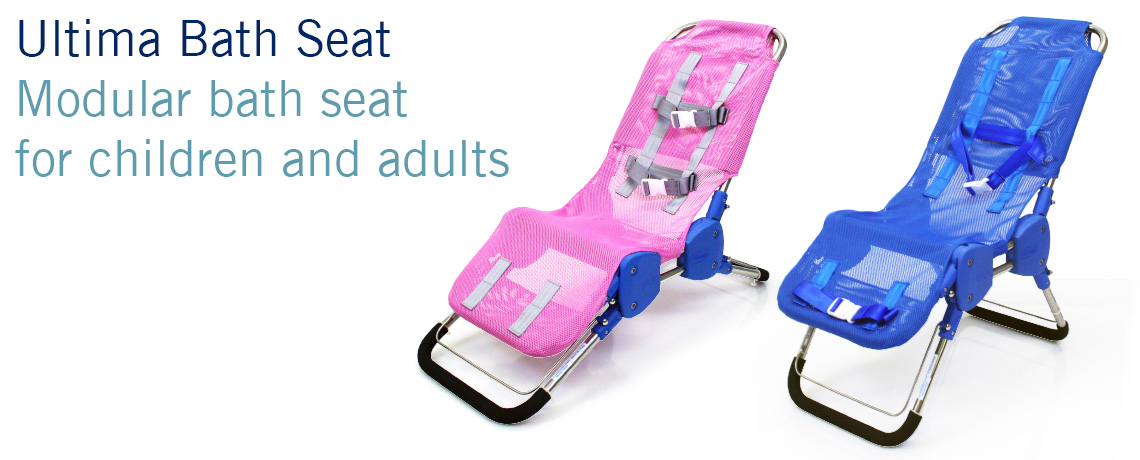 Ultima Bath Seat - modular bath seat for special seating needs | SOS