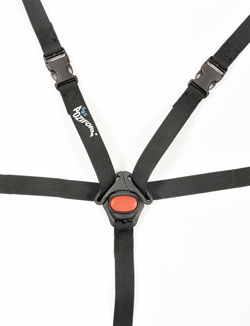 Poziform Wheelchair Harnesses and supports, Specialised Orthotic Services SOS