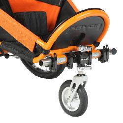 xrover-front-castor-wheel